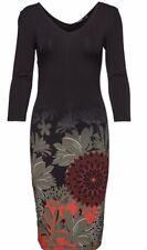 Desigual  Vest Florencia French Sleeve Dress , UK Size  XL