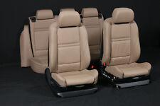 Leather Sportsitze Sport Seats Org BMW X5 E70 Sport Leather Trim Nevada Braun