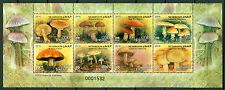 Jordan 2010, Mushrooms, Pilze, Funghi , Full Sheet, MNH, 475