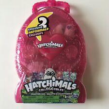 Hatchimals 6044980 Egg Colleggtibles Collectors Case with 2 exclusive Hatchimals