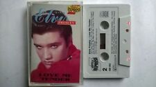 Elvis Presley Rock Music Cassettes