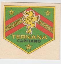 Figurina Panini Calciogrado in Texilina Ternana Capitano Calciatori 74 - 75