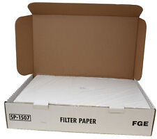 "Pitco SP-1507 100 Sheets Fryer Cooking Oil Filter Paper 19"" Commercial Universal"