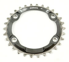 Shimano SM-CRM81 Narrow Wide Chainring 30T/96mm BCD Black M8000