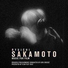 Brussels Philharmoni - Ryuichi Sakamoto - Music For Film [New CD]