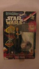 Star Wars Bend-Ems Han Solo Figure With Trading Card By Just Toys 1994 NEW t527