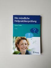 Die mündliche Heilpraktikerprüfung von Arpana Tjard Holler (2018, Taschenbuch)