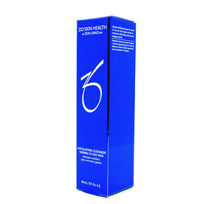 Zo Skin Health Exfoliating Cleanser Travel 2oz(60 ml) NIB EXP 2022