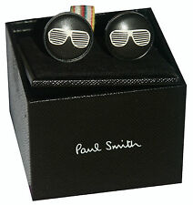 PAUL SMITH SHADES CERAMIC CUFFLINKS NEW BOXED VERY RARE SOLD OUT