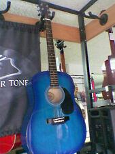 Chitarra acustica FLORENCIA blu