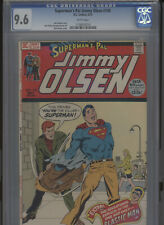 SUPERMANS PAL JIMMY OLSEN #149 NM 9.6 CGC WHITE PAGES OKSNER COVER ART ALBANO ST