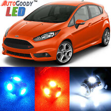 11 x Premium Xenon White LED Lights Interior Package Upgrade for Ford Fiesta