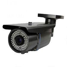 Sony CMOS 1800TVL Outdoor 2.8-12mm Zoom Lens 72IR LEDs196ft CCTV Security Camera