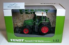 Universal Hobbies 1/32: uh4890 Fendt Favori 716 vario (Génération I)