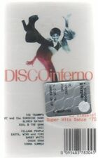 DISCO INFERNO  MC K7 MUSICASSETTA SIGILLATA!!!