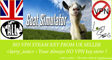 Goat Simulator Steam key NO VPN Region Free UK Seller