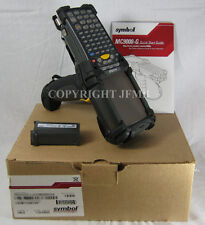 NEW Symbol Motorola MC9090-GF0HBJGA2WR G MC9090G Wireless Laser Barcode Scanner