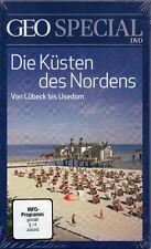 GEO Special/Die Küsten des Nordens/Mecklenburg-Vorpommern/DVD/Neu OVP