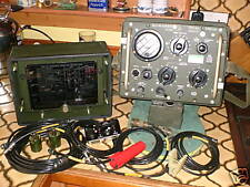 CLANSMAN MILITARY RADIO TEST KIT FOR FIELD USE GOOD WORKING ORDER & CONDITION