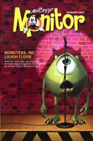 Monsters Inc. Laugh Floor Opens 2007 Mickey Monitor Disney Passholder Newsletter