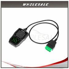 High Perfrmance 8-18V Battery Car Scanner Diagnostic Code Reader OBDII EOBD Tool