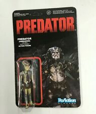 Predator Unmasked Super 7 Funko Reaction Action Figure MOC