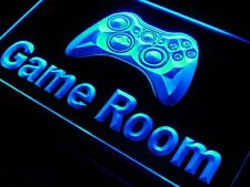 Game Room Console LED Neon Light Sign