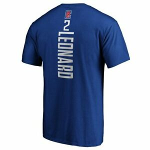 Kawhi Leonard LA Clippers Playmaker Team T-Shirt NBA Basketball Champs 2021 N...