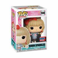 HOW I MET YOUR MOTHER - ROBIN SPARKLES NYCC 2020 US EXCLUSIVE #1040 POP! VINYL