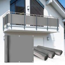 Balkon Sichtschutzstreifen Fur Den Garten Gunstig Kaufen Ebay