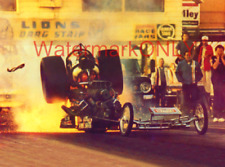 "Don ""Big Daddy"" Garlits 1970 ""WynnsCharger"" Top Fuel Dragster ""BLOW"" PHOTO! #(3)"