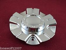 GIO / Miror Wheels Chrome Custom Wheel Center Cap # CAP719L158 (1)