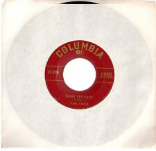 Carl Smith - There She Goes + Old Lonesome Times (1955) Columbia #4-21382