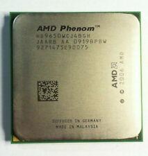 AMD Phenom X4 9650 2.3 GHz 2MB Quad-Core CPU Processor HD9650WCJ4BGH Socket AM2+