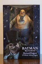 Batman Returns - Mayoral Penguin - Danny DeVito 1/4 Scale Action Figure by NECA