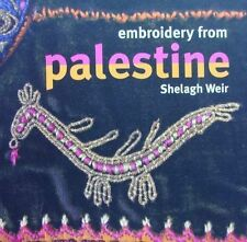 LIVRE NEUF : Broderie de la Palestine (Embroidery from Palestine)