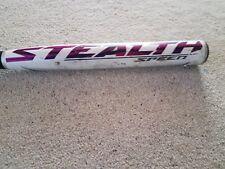 Easton speed stealth softball bat massive sweet spot 34 in 24 oz model SER 38