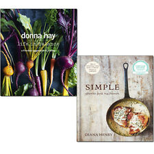 SIMPLE effortless food, big flavours and Life in Balance 2 Books Collection Set