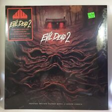 Evil Dead 2 - Original Soundtrack LP NEW 180G Colored Vinyl