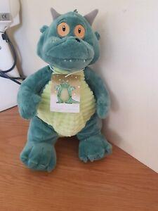 Excitable Edgar Dragon Plush Soft Toy - John Lewis & Waitrose and Partners