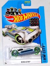 2014 HOT WHEELS FACTORY SET CITY RETRO ACTIVE LIMITED TO 450
