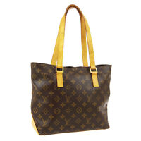 LOUIS VUITTON CABAS PIANO SHOULDER TOTE BAG MONOGRAM PURSE M51148 VI1012 A52253