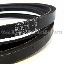 New Genuine OEM Hustler 600979 Fastrak, SD pre 2015 Transmission Drive Belt