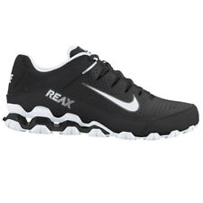Nike Reax 8 TR Shoes Black Men's Sneakers Trainers New Top Shox 616272-037