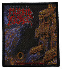 MORBID ANGEL -  Aufnäher *GATEWAYS TO ANNIHILATION* - Patch Gewebt Death Metal