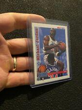 Michael Jordan Vintage 1992 Collector Card NBA Hoops Chicago All Star Last Dance