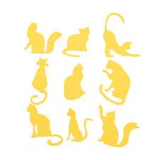 Cute Cat Cutting Dies Stencil DIY Scrapbooking Album Paper Card Embossing Crafts