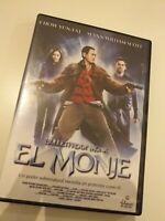 Dvd EL MONJE DE CHOW JUN-FAT