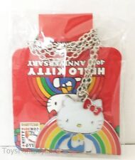 Hello Kitty Con 2014 Necklace Exclusive 40th Anniversary