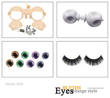 """12"""" Factory Neo Blythe RBL Accessory Eye Mechanism With eye Chips Parts DIY SALE"""